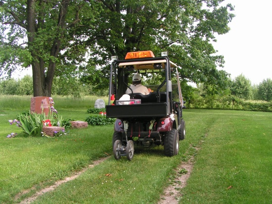 Worksmart Inc, Advanced Subsurface Imaging | GPR Cemetery